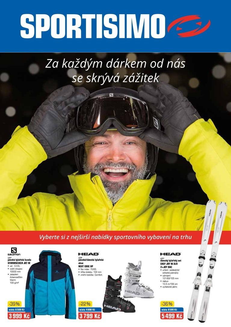 Sportisimo 6.12.-16.12.
